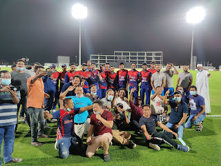 PNG - Nepal tour of Oman 2-Match ODI Series 2021
