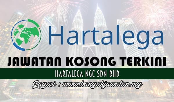 Jawatan Kosong Terkini 2017 di Hartalega NGC Sdn Bhd