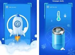 Aplikasi Pembersih Sampah