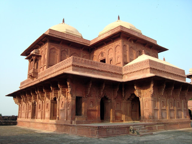 UNESCO World Heritage Sites, India - Fatehpur Sikri