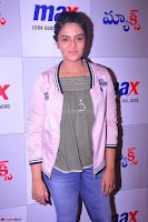 Sree Mukhi at Meet and Greet Session at Max Store, Banjara Hills, Hyderabad (39).JPG