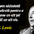 Maxima zilei: 29 noiembrie - C. S. Lewis