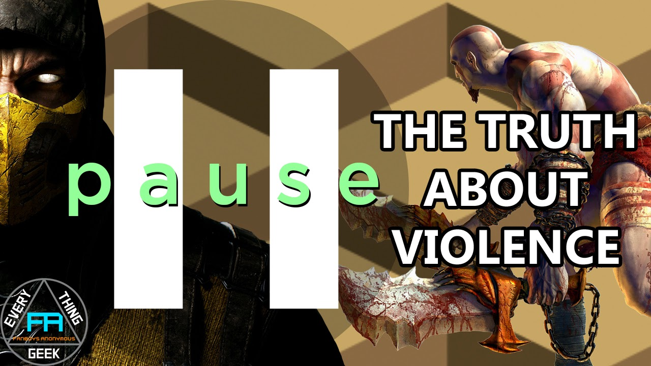 Press Start Pause The Truth About Violence In Video