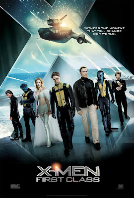 x-men pierwsza klasa michael fassbender james mcavoy