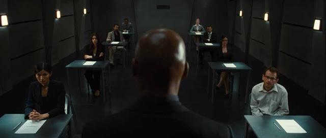 أفلام الغرف المغلقة.. مجموعة أفلام دارت أحداثها في مكان واحد فقط Exam 2009