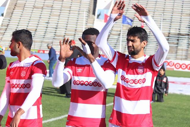 تعرف علي تشكيلة النادي الافريقي ضد مازمبي الكونغولي في مواجهة الحسم اليوم