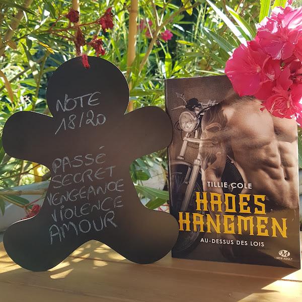 Hades hangmen, tome 4 : Au-dessus des lois de Tillie Cole