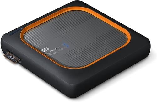 Review WD 2TB My Passport Wireless SSD External