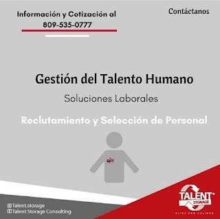 Personal-reclutamiento