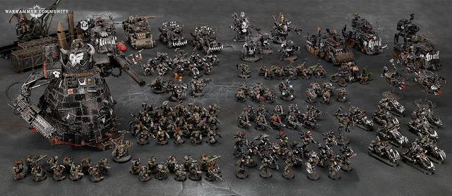 Orkos Warhammer 40,000 Apocalypse
