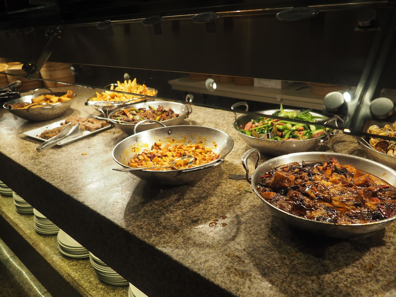 Baachanal Buffet at Caesar's Palace, Las Vegas