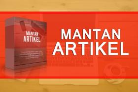 #MANTAN – Expired Article Scraper