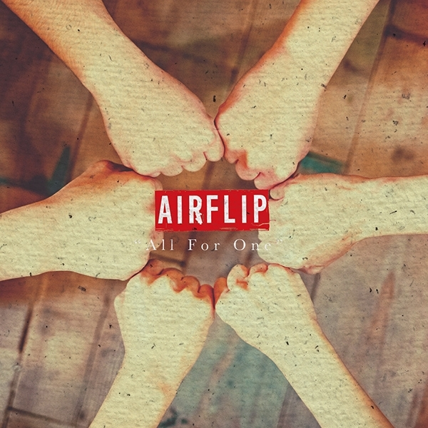 """Airflip premiere video for new song """"New Coaster"""""""