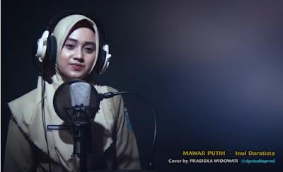 Lirik Lagu Mawar Putih - Prasiska Widowati (Cover)
