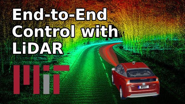 End-toEnd-LiDAR-Control