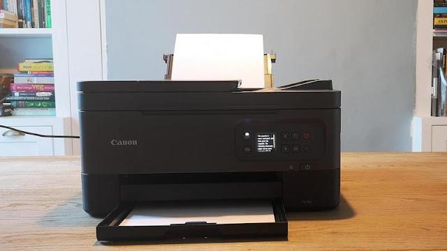 1. Canon Pixma TS7450/1