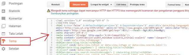Cara Membuat Blog Safelink Converter di Blogger Terbaru 2018