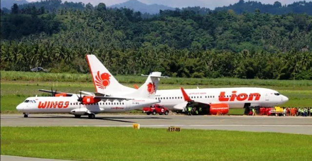 Lion Air & Wings Air Terminal 1A Bandara Juanda
