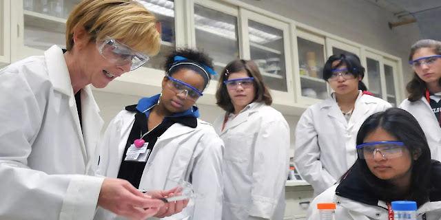 Women Scientists in 2020