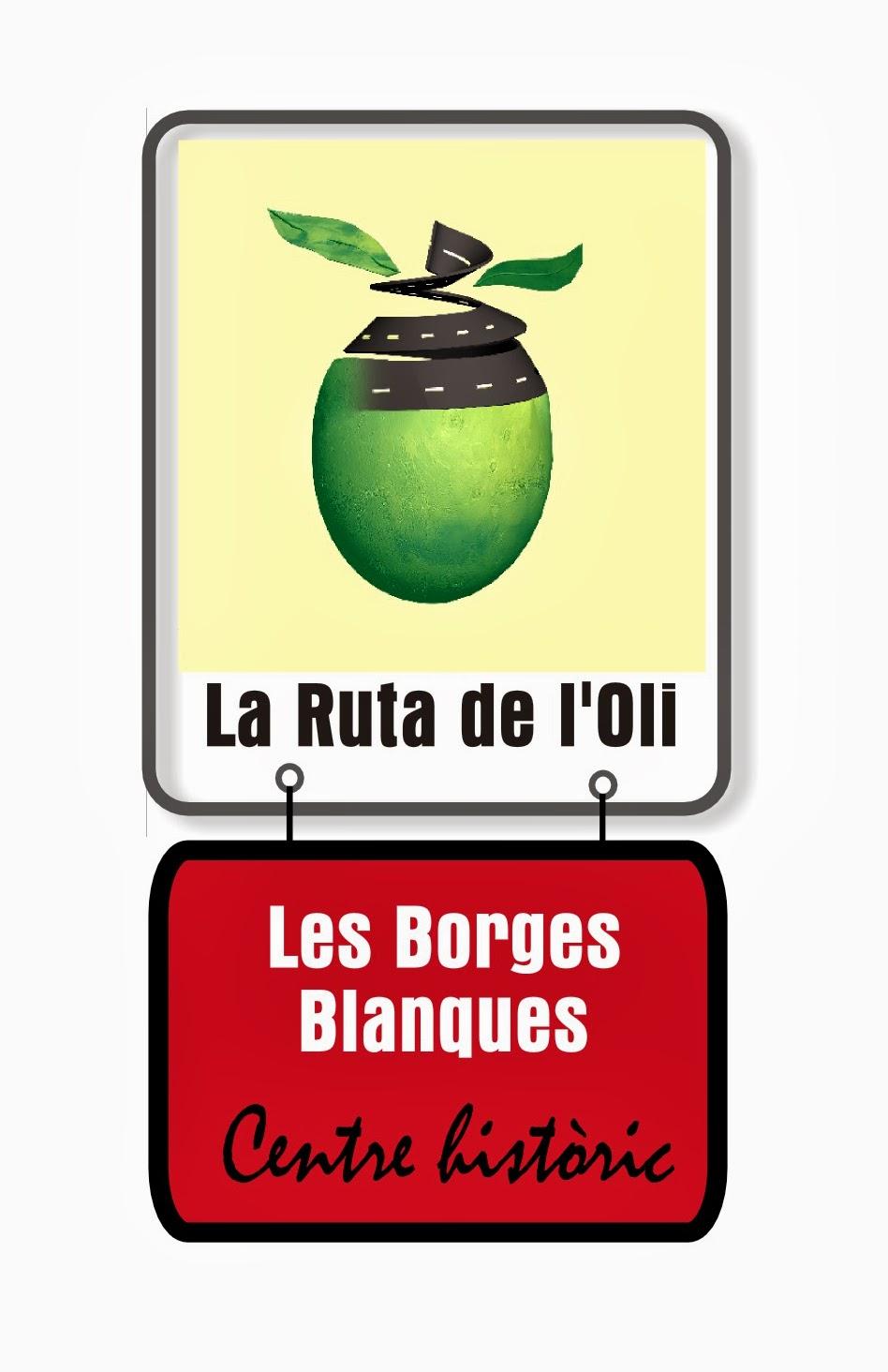 CENTRO HISTÓRICO DE LES BORGES BLANQUES
