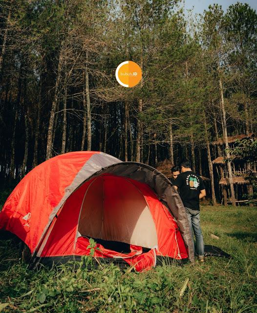 Tempat sewa tenda terbaik disukabumi di sukabumi outdoor