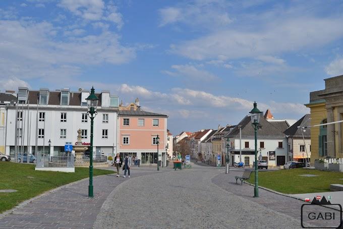 Spacerując po Eisenstadt