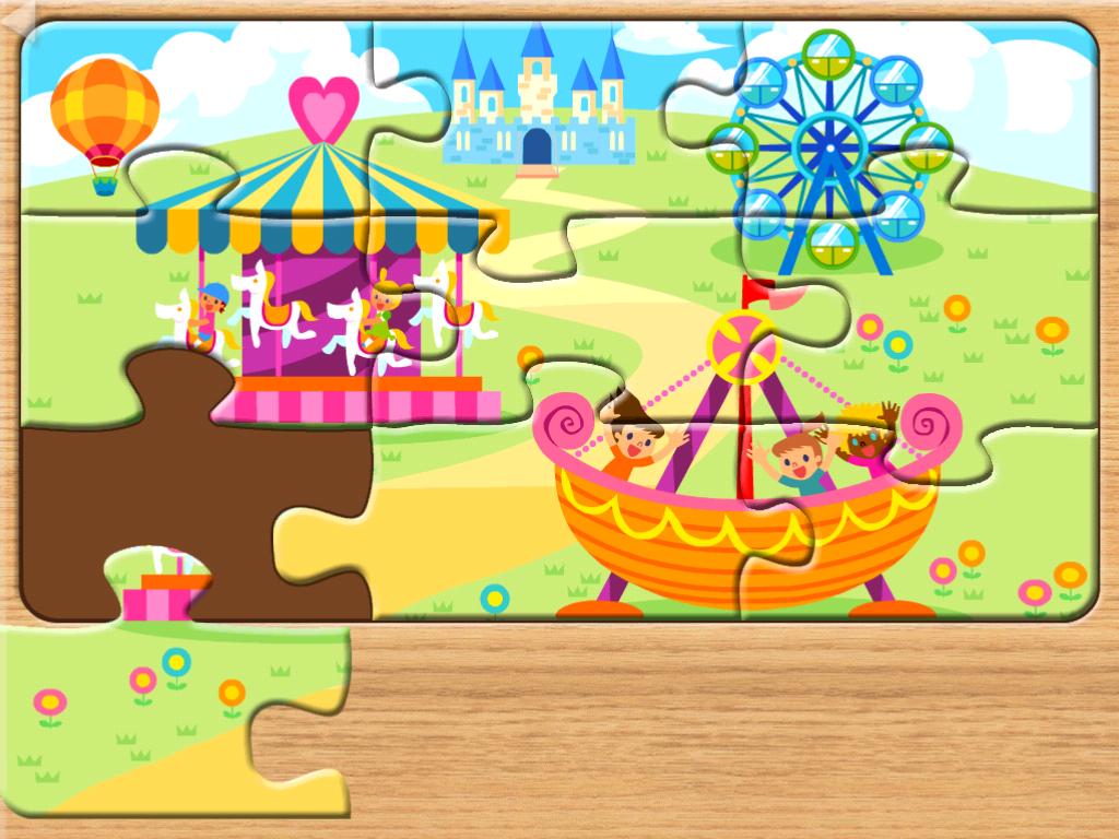 Puzzle Online Spiele