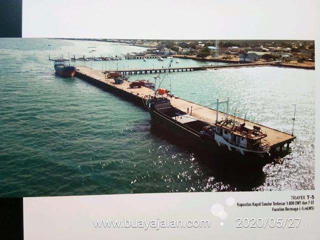 pelabuhan daruba