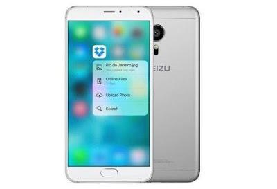 Harga dan Spek Meizu Pro 6 Plus Terbaru Kelebihan dan Kekurangan