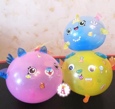 Надувные шары игрушки Oonies