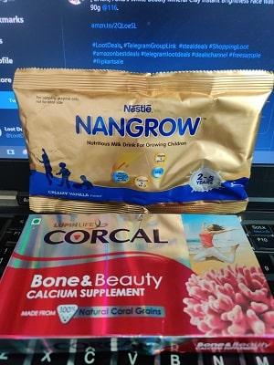 Nangrow Free samples