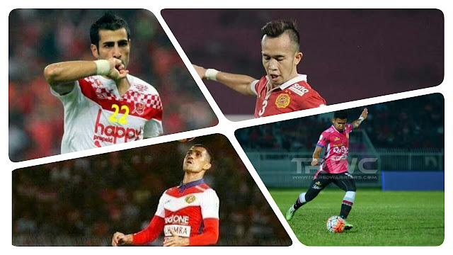 4 Pemain Kelantan Dipancing Ke Pasukan Lain!