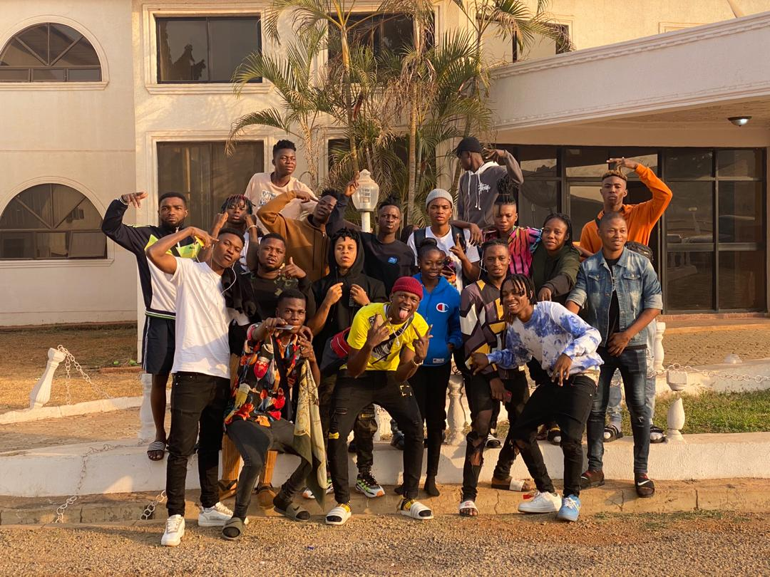 GOOD VIBES Fola Diamond Jimma Gbafun Trod Lil Smart Harteez Yomi Blaze and Others Shuts Down Martins Feelz and Friends Anomaly Tour In Ilorin SEE PHOTOS