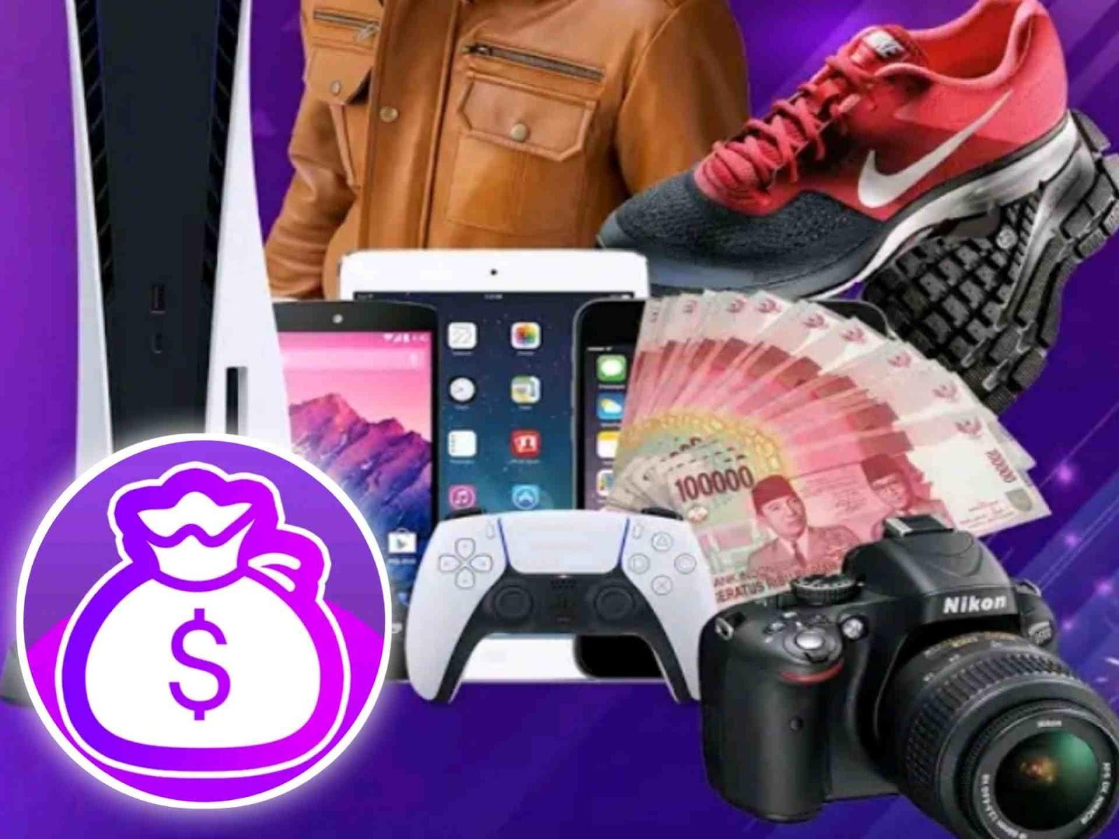 Cashfree Apk - Aplikasi Penghasil Uang Terbukti Membayar User