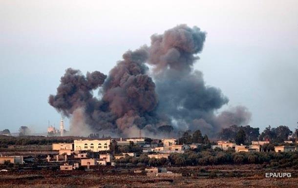 Вибух стався на базі ВПС у Сирії: є загиблі