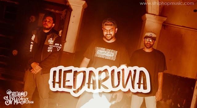 Hedaruwa ( හැඩරුව ) - Sash Jay ft Samith Gomes , Dilo I Yuki Nawarathne