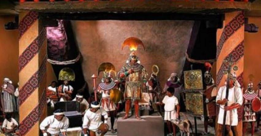 Vive una experiencia única con la visita virtual al Museo Tumbas Reales de Sipán