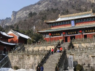 Templo de Wudang
