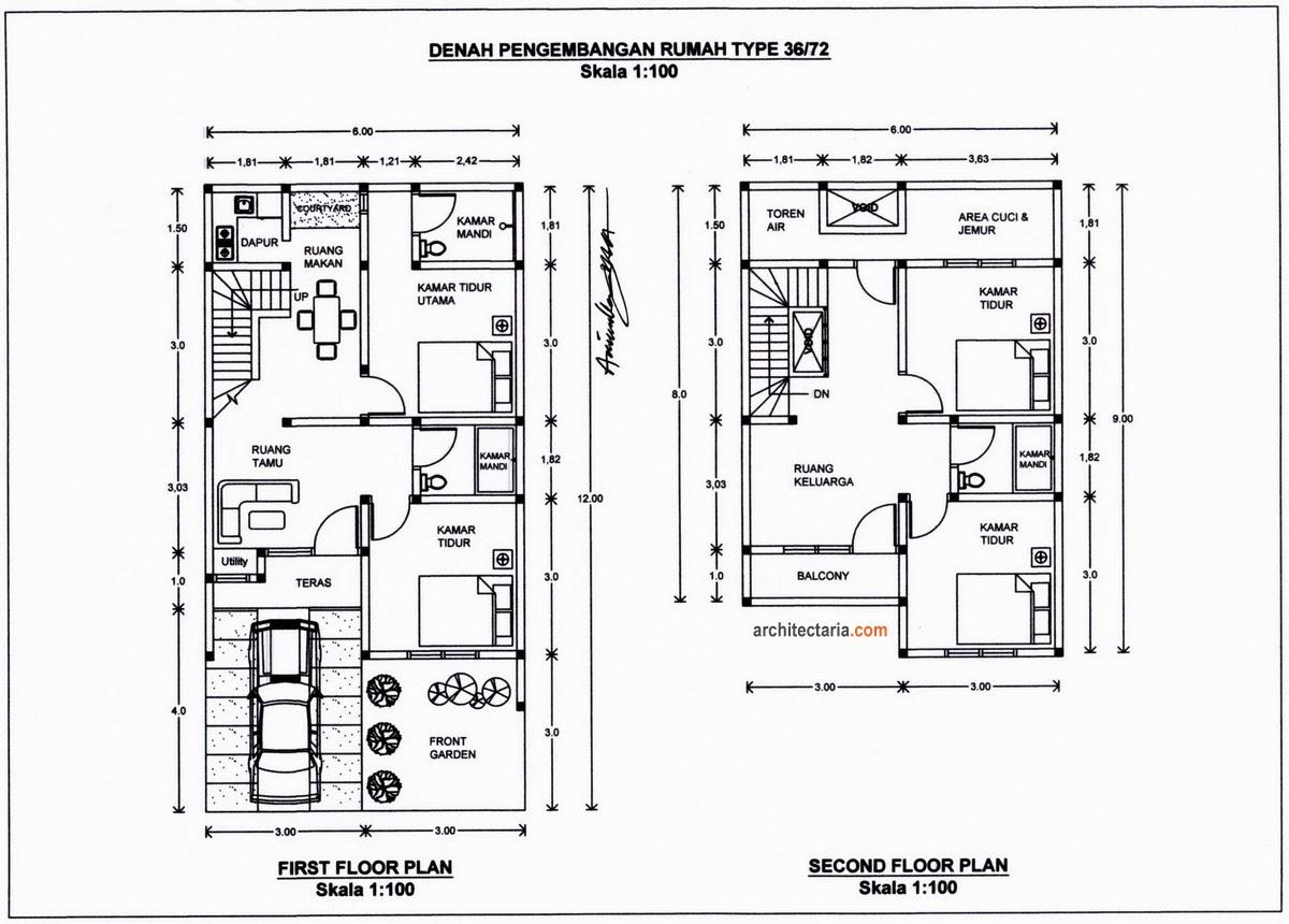 Home Design Interior Singapore Rumah 2 Lantai 2 Muka Rumah