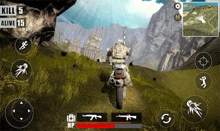 لعبة شبيهة بلعبة ببجي موبايل للأجهزة الضعيفة Survival Battleground Free Fire