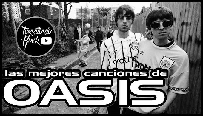 Las mejores canciones de OASIS (VIDEO)