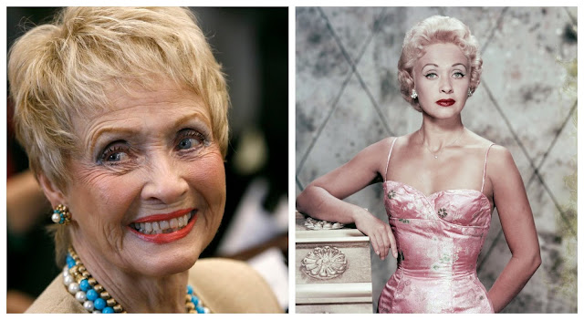 Hollywood actress, Jane Powell dies at age 92