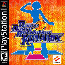 Dance Dance Revolution - KonamixDance - PS1 - ISOs Download