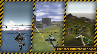 Download Game Gunship Heli Warfare – Money Mod Apk