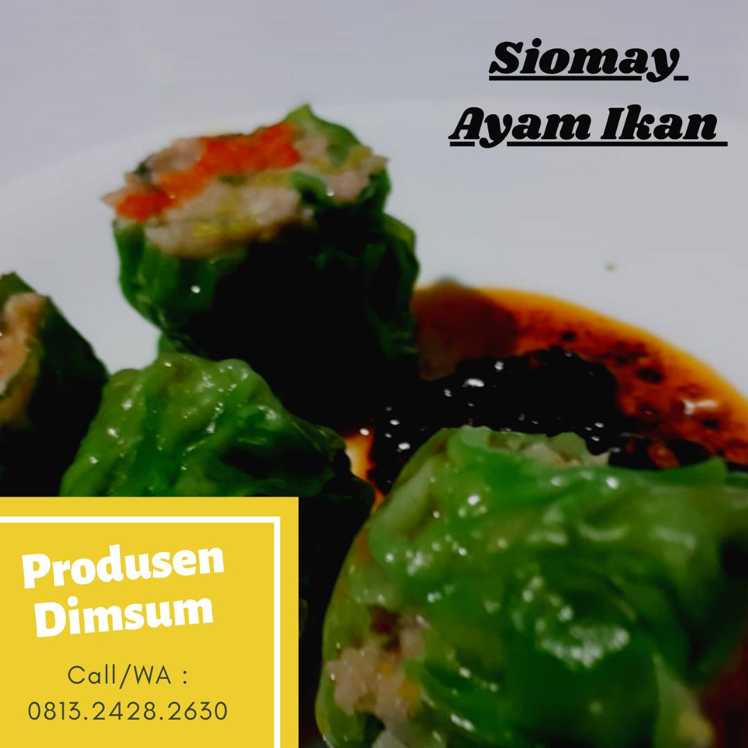 Ayam Ikan - Produsen Dimsum Masgaz, Produen Diomay