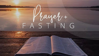 Necessity of Prayer And Fasting