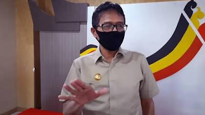 Gubernur Irwan Prayitno: Sumbar Tidak Rayakan Tahun Baru 2021, Semua Objek Wisata  Tutup