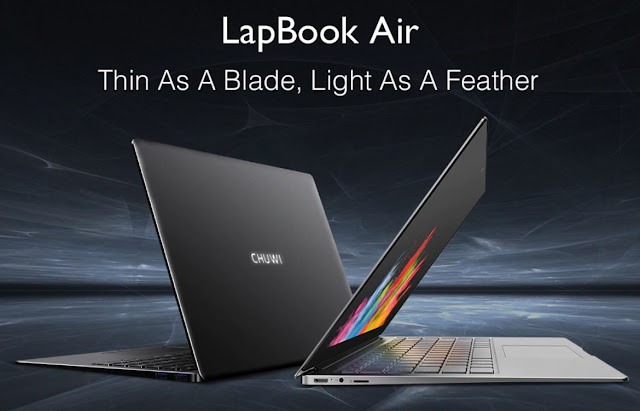 CHUWI LapBook Air netbook