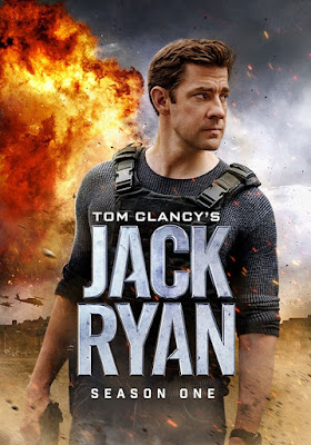 Jack Ryan (TV Series) S01 DVD R1 NTSC Latino 3DVD