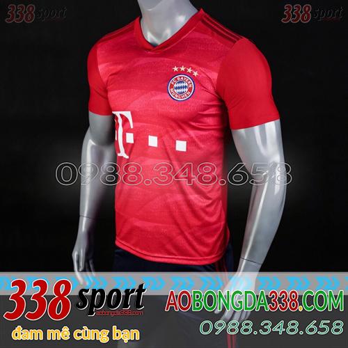 Áo Bayern Đỏ  SN 2019 Training 3